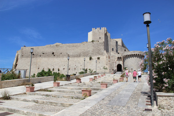 Common Palace - Island of San Nicola